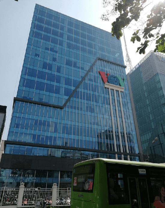 Lắp đặt mặt dựng nhôm kính khung Xingfa tại TpHCM